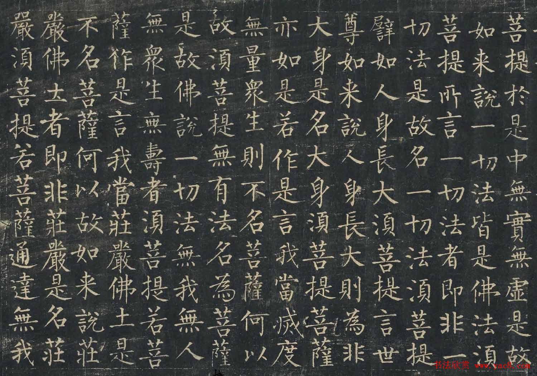 大森林记得一棵树简谱-柳公权楷书金刚般若波罗蜜经唐长庆四年(824);柳公权楷书风格代