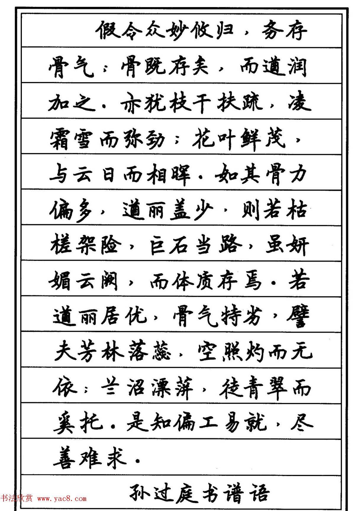 范林庆硬笔书法楷书作品欣赏(21)