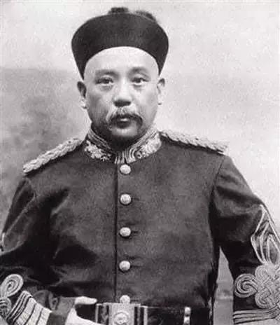 中华民国第一任大总统袁世凯书法墨迹