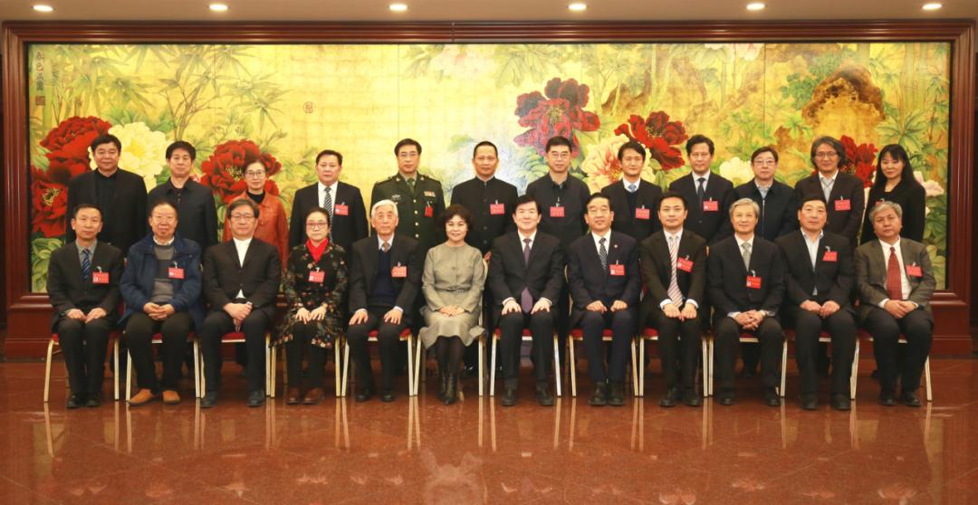 第八届中国书协主席团书法作品欣赏